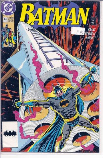 Batman # 466, 9.2 NM -