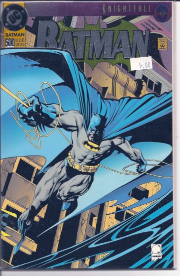 Batman # 500, 9.4 NM