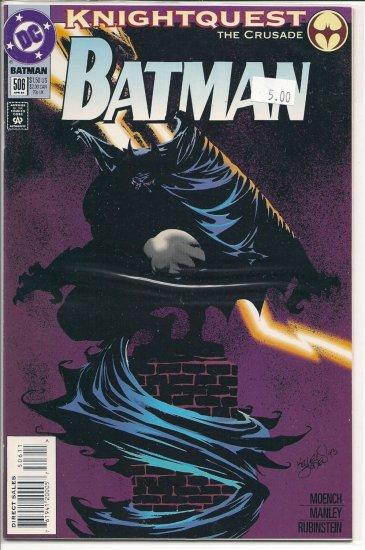 Batman # 506, 9.4 NM
