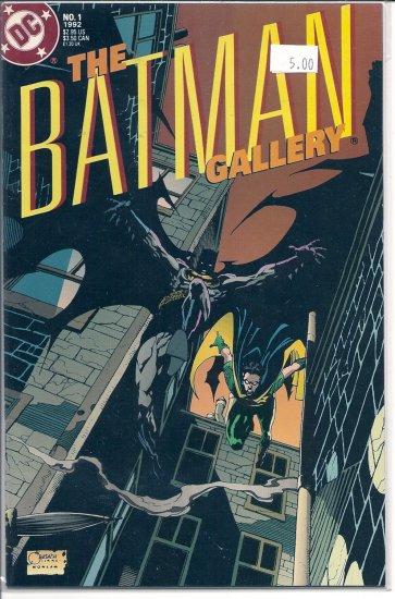 Batman Gallery # 1, 9.4 NM