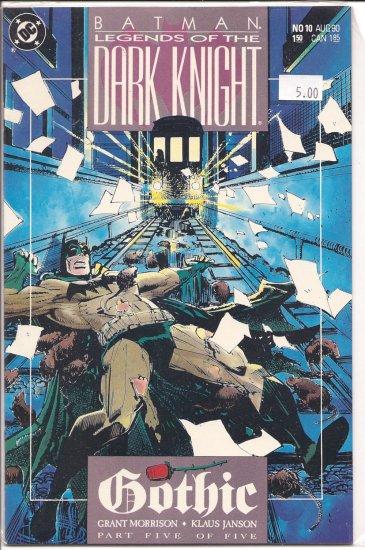 Batman Legends of the Dark Knight # 10, 9.4 NM