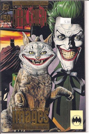 Batman Legends of the Dark Knight # 50, 9.2 NM -