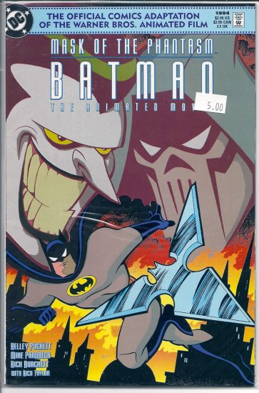 Batman Mask of the Phantasm # 1, 9.4 NM