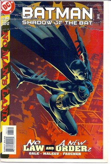 BATMAN: SHADOW OF THE BAT # 83, 6.5 FN +