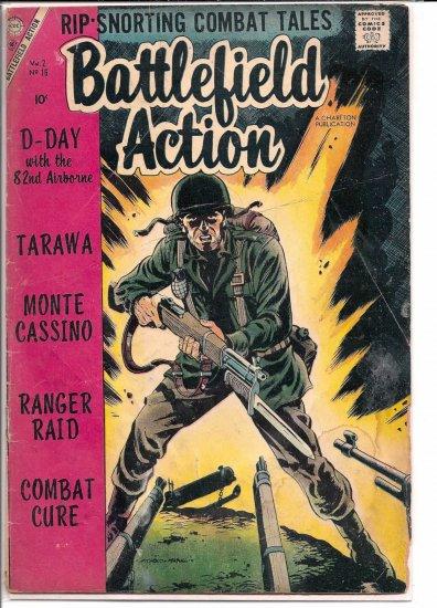 BATTLEFIELD ACTION # 16, 0.5 PR