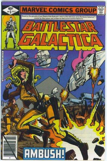 Battlestar Galactica # 5, 9.2 NM -