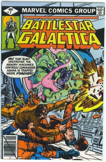 Battlestar Galactica # 7, 7.0 FN/VF