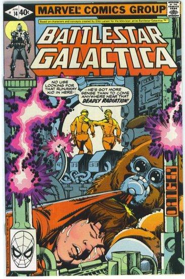 Battlestar Galactica # 14, 9.2 NM -