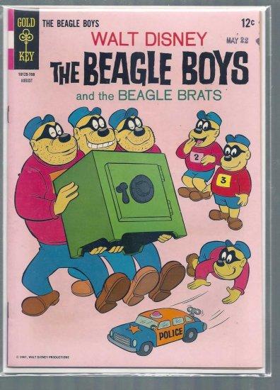 BEAGLE BOYS # 7, 7.5 VF -