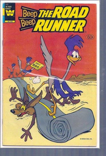 BEEP, BEEP, THE ROAD RUNNER # 103, 4.5 VG +