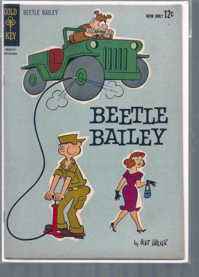 BEETLE BAILEY # 39, 5.0 VG/FN