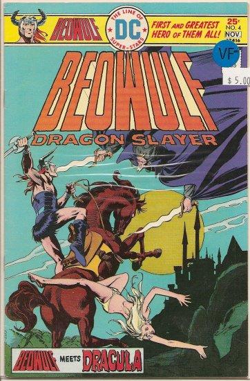 Beowulf # 4, 7.5 VF -