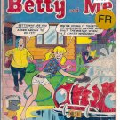Betty And Me # 9, 1.0 FR