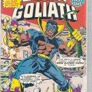 BLACK GOLIATH # 1, 4.5 VG +
