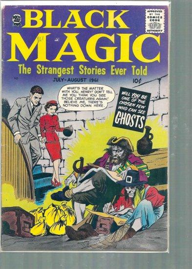 BLACK MAGIC VOLUME 8 # 3, 4.0 VG