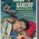 BORIS KARLOFF TALES OF MYSTERY # 16, 6.0 FN
