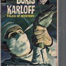 BORIS KARLOFF TALES OF MYSTERY # 19, 4.0 VG