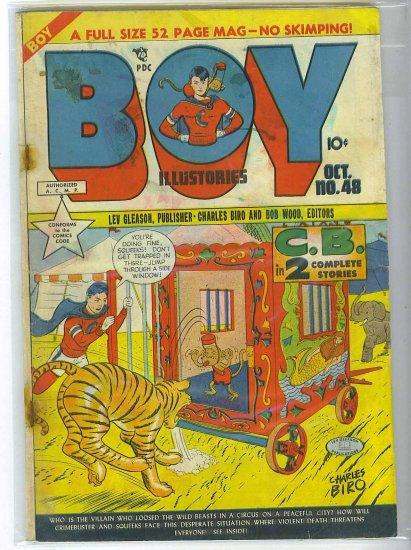 Boy Comics # 48, 1.5 FR/GD