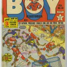 Boy Comics # 50, 3.0 GD/VG