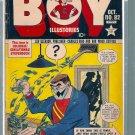 BOY ILLUSTORIES # 82, 3.0 GD/VG