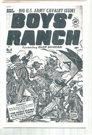 BOYS' RANCH  # 4, 0.5 PR