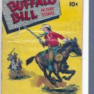 BUFFALO BILL PICTURE STORIES # 2, 4.5 VG +