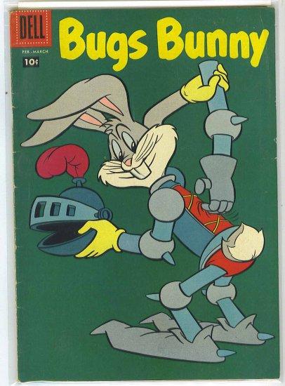 Bugs Bunny # 59, 4.5 VG +