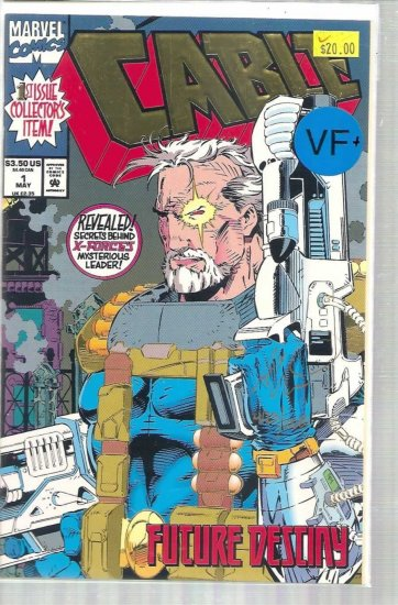 CABLE # 1, 8.5 VF +