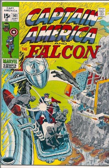 Captain America # 141, 3.0 GD/VG