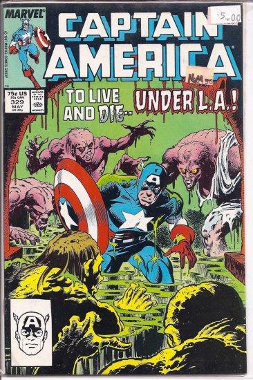 Captain America # 329, 9.2 NM -