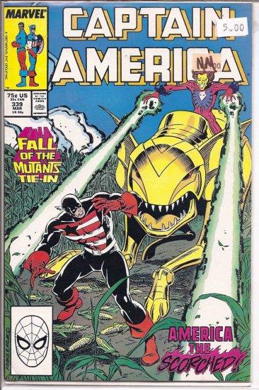 Captain America # 339, 9.4 NM
