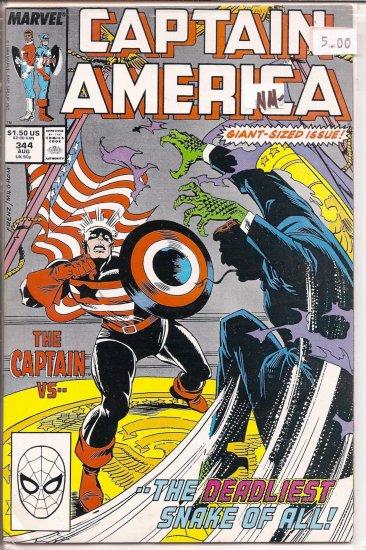 Captain America # 344, 9.2 NM -