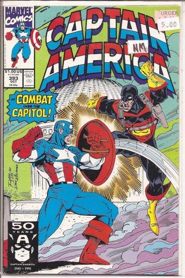 Captain America # 393, 9.4 NM