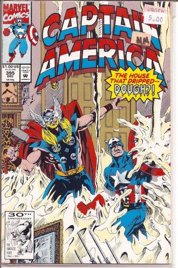 Captain America # 395, 9.4 NM