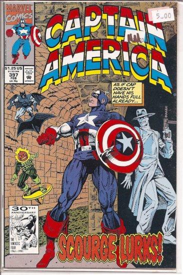 Captain America # 397, 9.4 NM