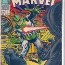 CAPTAIN MARVEL # 7, 2.0 GD