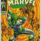 Captain Marvel # 10, 7.0 FN/VF