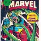 Captain Marvel # 40, 6.5 FN +