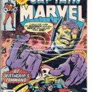 Captain Marvel # 56, 4.0 VG