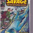 CAPTAIN SAVAGE AND HIS LEATHERNECK RAIDERS # 8, 5.0 VG/FN