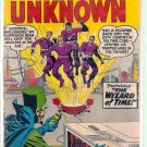 CHALLENGERS OF THE UNKNOWN # 4, 2.5 GD +