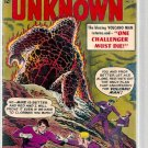 CHALLENGERS OF THE UNKNOWN # 32, 3.0 GD/VG