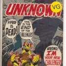 Challengers of the Unknown # 69, 4.0 VG