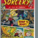 CHILLING ADVENTURES IN SORCERY # 1, 6.5 FN +