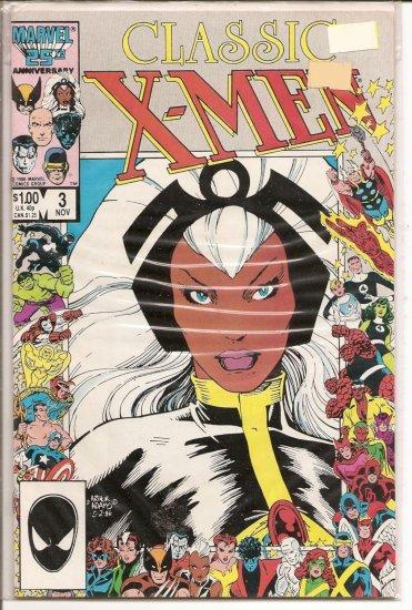 Classic X-Men # 3, 9.2 NM -