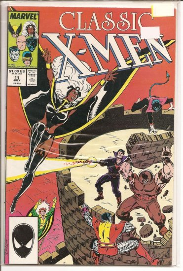 Classic X-Men # 11, 9.0 VF/NM