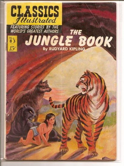Classics Illustrated # 83, 4.0 VG