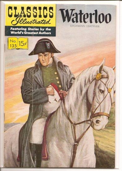 Classics Illustrated # 135, 3.5 VG -