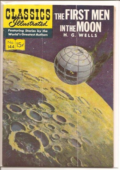 Classics Illustrated # 144, 3.5 VG -