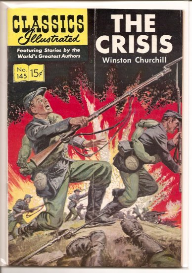 Classics Illustrated # 145, 4.5 VG +